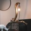 Bild von Schlangenlampe - Gold