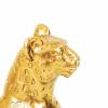 Afbeelding van Boekensteun Luipaard -Goud -11,5x22cm