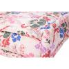 Bild von Lounge Matratze Marokko Blumen pink 120x80x15