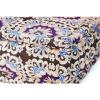 Afbeelding van Lounge Matras Marokko Paars,Bruin 80x80x15