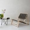 Bild von Sessel schwarz natürlicher natürlicher Sitz natürlich
