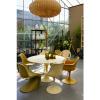 Bild von Stuhl Polyester Licht Elfenbein