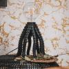 Afbeelding van Octopus Lamp-25 x25cm Zwart