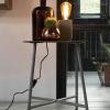 Bild von Hölzerne Vintage-Lampe