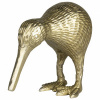 Afbeelding van Decoratie Kiwi goud