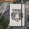 Afbeelding van Notitieboek A5 Tigerhoofd- Housevitamin