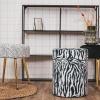 Bild von Pouf Zebra - 31x31x40 cm