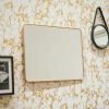 Afbeelding van Rechthoekige Spiegel Goud - 60 x 80cm