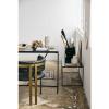 Bild von Tajo-Tisch, schwarze Fliesen