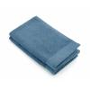 Afbeelding van Gastendoek Soft Cotton (PP) Petrol - 2x 30x50 cm