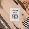 Afbeelding van Kaart Camera Life-A6