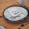 Afbeelding van 20 Servetten Eat Burb Repeat-16,5 x16,5cm