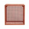 Afbeelding van Wire Box Voor Wand-, Terracotta, S