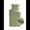 Afbeelding van Dekbedovertrek Soft Structure Groen - 135x200 cm
