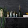 Afbeelding van Glas Grappa met Gouden Rand Naturel