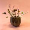 Afbeelding van Vaas met Droogbloemen