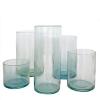 Bild von Vase-Zylinderglas transparent xs