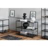 Afbeelding van Orinoco Metalen Rek, S, 3 Legborden, Glazen