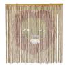 Bild von Leonel Wall Decor Brown Bamboo