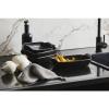 Afbeelding van Verbena Vierkant Ovenschaal, S, Zwart