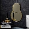 Bild von Fick Perfect Spiegel Duo - Gold - 43x28x1cm