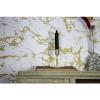 Afbeelding van Gouden Ronde Kandelaar - 8x8x10cm