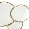 Bild von Fick Perfect Spiegel Trio - Gold - 43x28x1cm