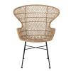 Bild von Oudon Lounge Chair Nature Rattan