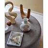 Bild von Irini vaas wit steengoed