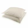 Afbeelding van Kussensloop Crispy Cotton Zand - 2x 80x80 cm