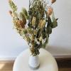Bild von Keramik-Vase - Creme Taupe