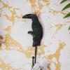 Bild von Toucan Wall Hook-Black-6x17cm
