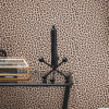 Afbeelding van Kandelaar - Zwart - 12x12x9cm