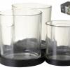 Bild von Metallhalter mit Gläsern 5 Stück