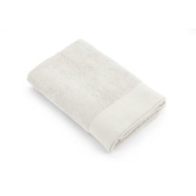 Badlaken Soft Cotton Kiezel Grijs - 70x140 cm