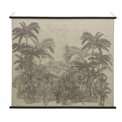 Schoolplaat - Palm