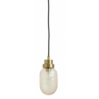 Satin Hanglamp, S, Nam Kristal