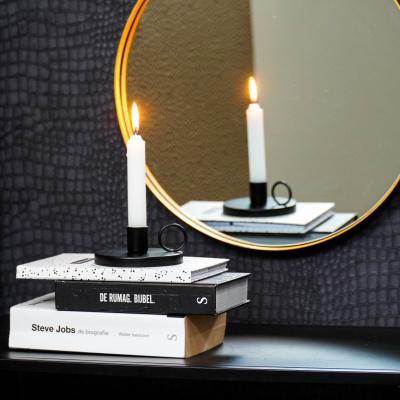 Kerzenständergold - 10x10x4cm