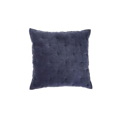 Sierkussen Velvet Touch Blauw - 50x50 cm
