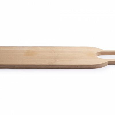 Serveerplank bamboe 35x10cm - set 2 stuks