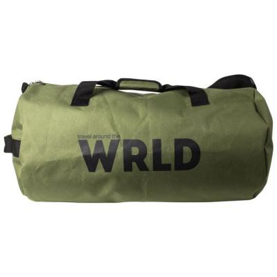 Weekendtas groen - WRLD