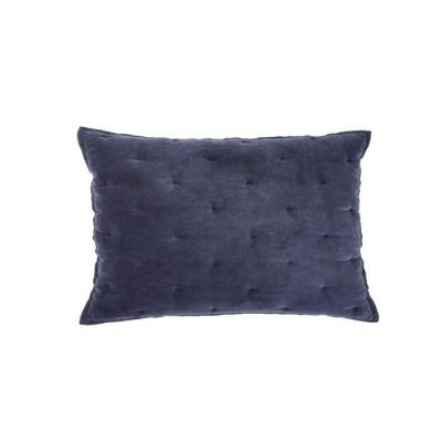 Sierkussen Velvet Touch Blauw - 40x60 cm