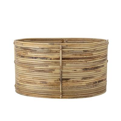 Gerson Basket Nature Rattan