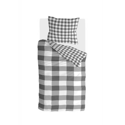 Bettbezug von FALSTERBO grau - 140x220 cm