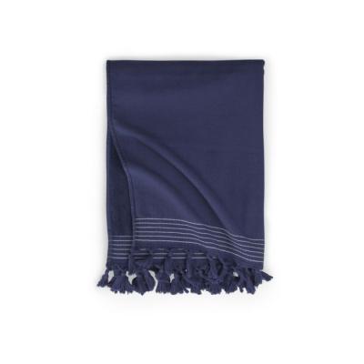 Hamamdoek Soft Cotton Navy - 100x180 cm