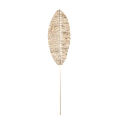 Emia deco bloem natuur raffia
