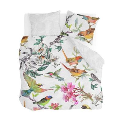 Dekbedovertrek Singing Birds Multicolor - 200x220 cm