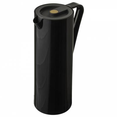 Isoleerfles Otis 1L-zwart