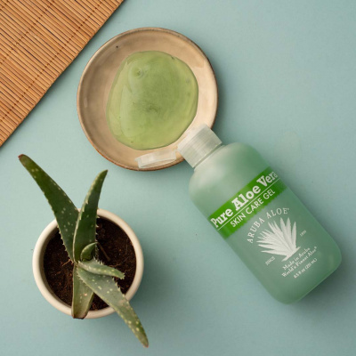 Pure Aloe Vera Skin Care Gel 65 ml