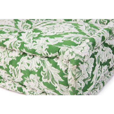 Lounge Matras Marokko Groen 120x30x15
